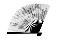 Fans Royalty Free Stock Photo