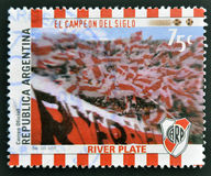 Free Fans Of River Plate Royalty Free Stock Image - 26465096