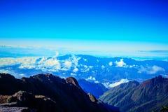Fansipan Mountain Royalty Free Stock Photo
