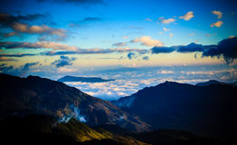 Fansipan Mountain Royalty Free Stock Photos