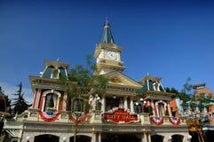 Fanstasyland en Disneylandya París Fotos de archivo
