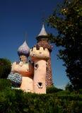 Fanstasyland en Disneylandya París Foto de archivo libre de regalías