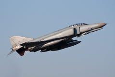 Fantôme de Luftwaffe F-4 Photos libres de droits