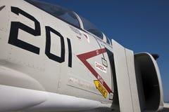 Fantôme F-4 Photographie stock libre de droits