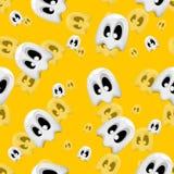 Fantôme sans couture de texture Photo stock
