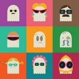 Fantômes de mode Photographie stock libre de droits