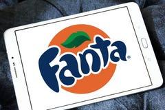 Fanta logo Stock Image