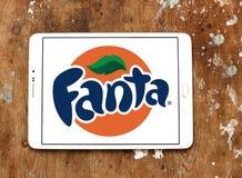 Fanta logo Royalty Free Stock Photo