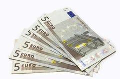 Fantail do dinheiro Imagens de Stock