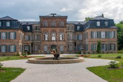 Fantaisie Palace (Germany) Royalty Free Stock Image