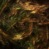 Fantasía Autumn Abstract Ilustración del Vector