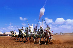 Fantasía de Morocan Foto de archivo libre de regalías