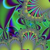 Fantasía del color de fondo  Fotos de archivo
