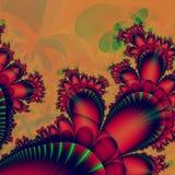 Fantasía del color de fondo  Imágenes de archivo libres de regalías