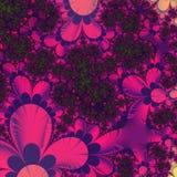 Fantasía del color de fondo  Imagen de archivo libre de regalías