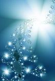 Fantasía del invierno Imagen de archivo libre de regalías