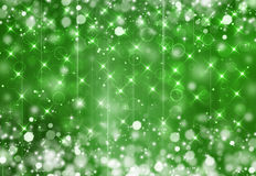 Fantasía festiva verde Imagen de archivo libre de regalías