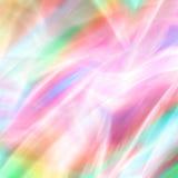 Fantasía en colores pastel de los fuegos artificiales Fotos de archivo libres de regalías