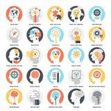 Fantasi- och meningsmakt royaltyfri illustrationer