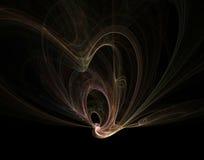 Fantasia cósmica mim Imagem de Stock