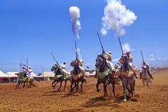 Fantasia de Morocan Foto de Stock