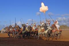 Fantasia de Morocan Imagens de Stock