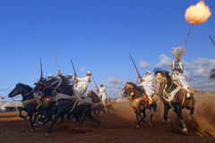 Fantasia de Morocan Fotografia de Stock Royalty Free