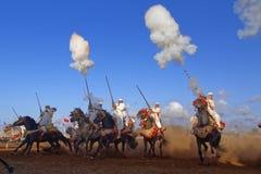 Fantasia de Morocan Imagem de Stock Royalty Free