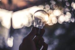 Fantasia della lampadina fotografia stock libera da diritti