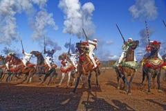 Fantasia di Morocan Immagine Stock