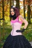 A fantasia do duende justa (Elfia) Fotos de Stock Royalty Free