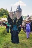 A fantasia do duende justa (Elfia) Foto de Stock