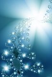 Fantasia do inverno Imagem de Stock Royalty Free