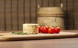 Fantasia do queijo Imagem de Stock