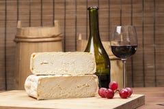 Fantasia do queijo Fotografia de Stock