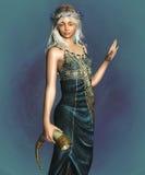 Fantasia Elf illustrazione di stock