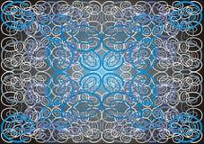 Fantasia espiral Fotos de Stock Royalty Free