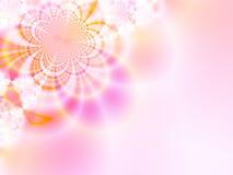 Fantasia floral Imagens de Stock