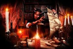 Fantasia gotica Fotografia Stock