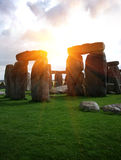 Fantasia Stonehenge Fotos de Stock Royalty Free