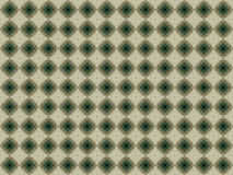 Fantasia verde Fotografia de Stock Royalty Free