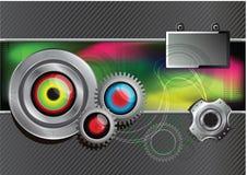 Fantasie-Abstraktions-Technik Lizenzfreie Stockfotografie