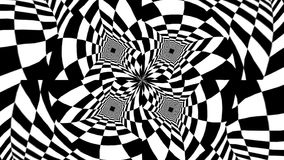 Fantasie achtergrondontwerpeffect vector illustratie