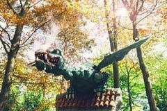 Fantasie als thema gehad park Efteling in Nederland royalty-vrije stock foto