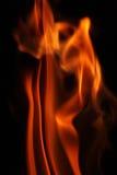 Fantasie des Feuers Stockbild
