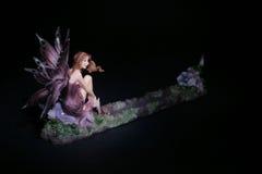 Fantasie-Fee-Figürchen stockfotografie