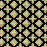Fantasie geometriche astratte royalty illustrazione gratis