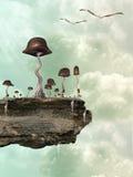 Fantasie-Landschaft