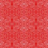Fantasie naadloos patroon. Royalty-vrije Illustratie