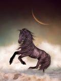 Fantasie-Pferd lizenzfreie abbildung